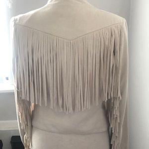 Tularosa Jackets & Coats - Tularosa Knox Fringe Jacket